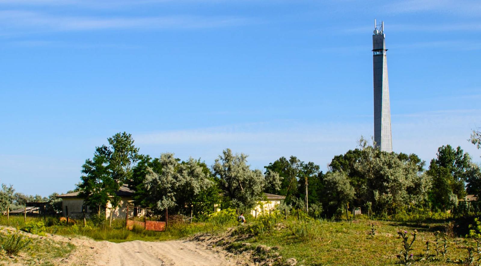 Satul Sfântul Gheorghe