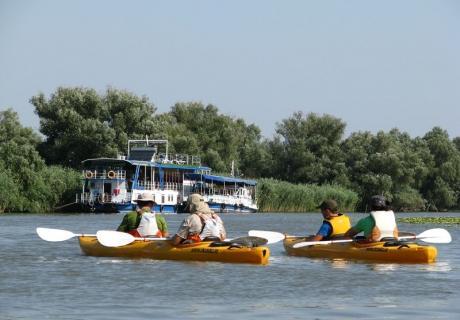 sejur excursii in delta dunarii