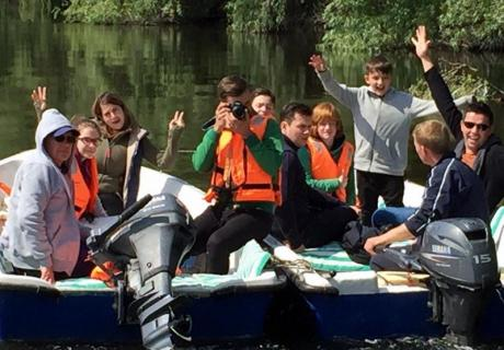 excursii in delta luna iulie de sfantu ilie