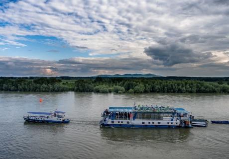 Croaziera in Delta si pe Dunare cu rfeducere 1 n