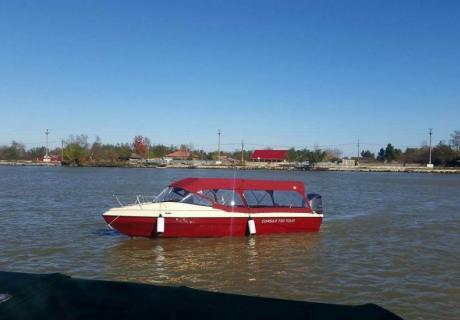 Tura rapida pe lacuri si canale in Delta Dunarii