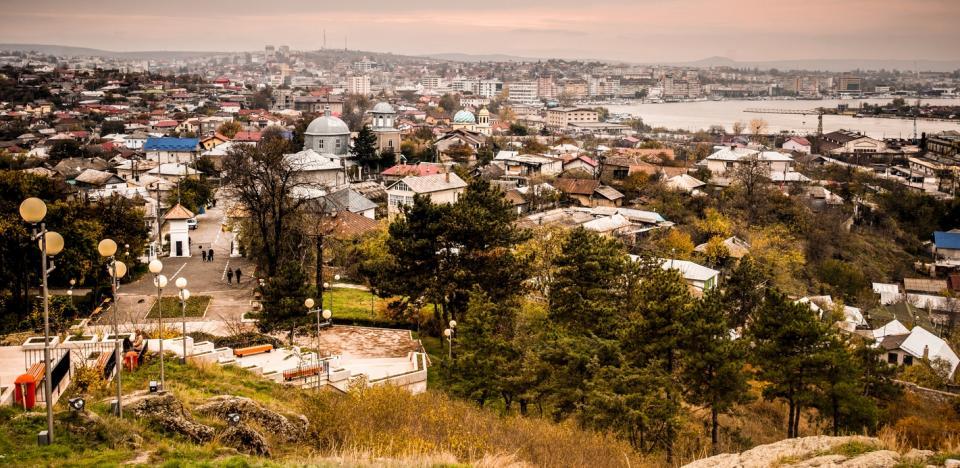 Orașul Tulcea